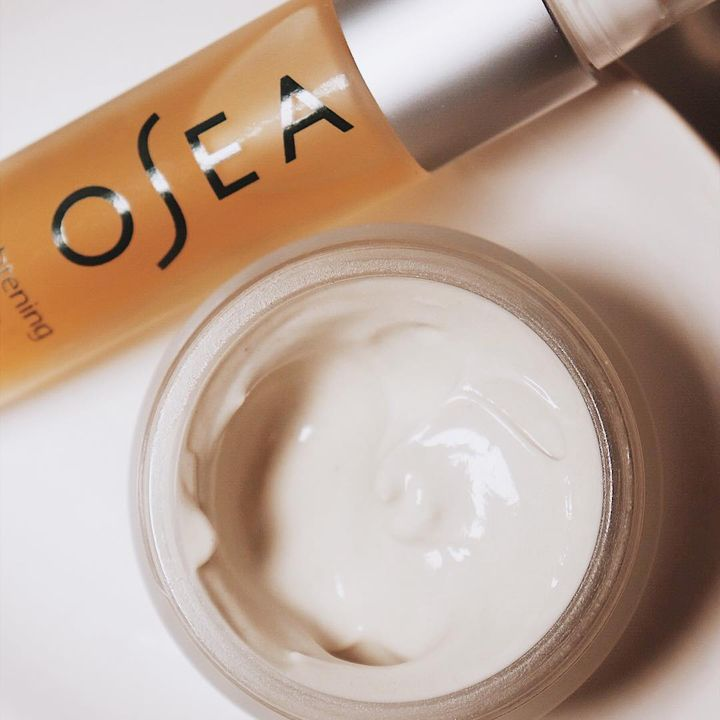 Today I wanted to feature osea's gorgeous white...   Cherie