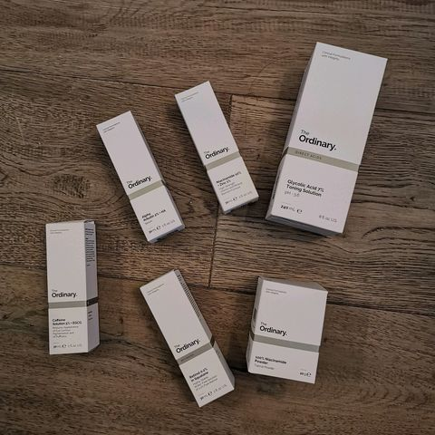 The Ordinary is a Life Saver