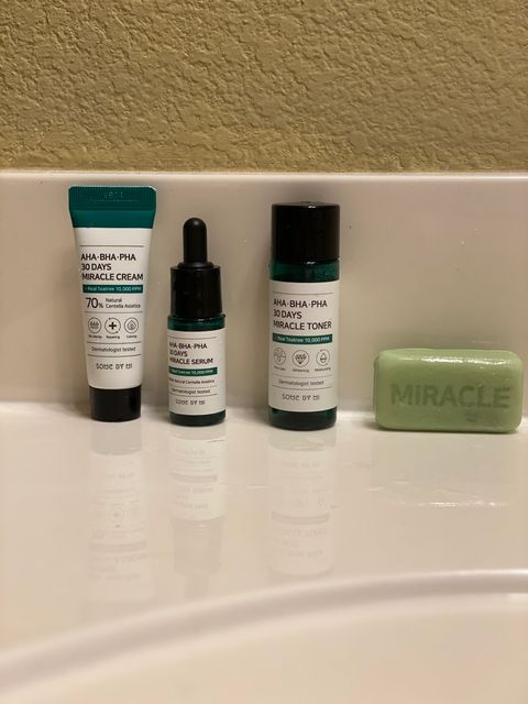 Life changing K beauty products for acne prone