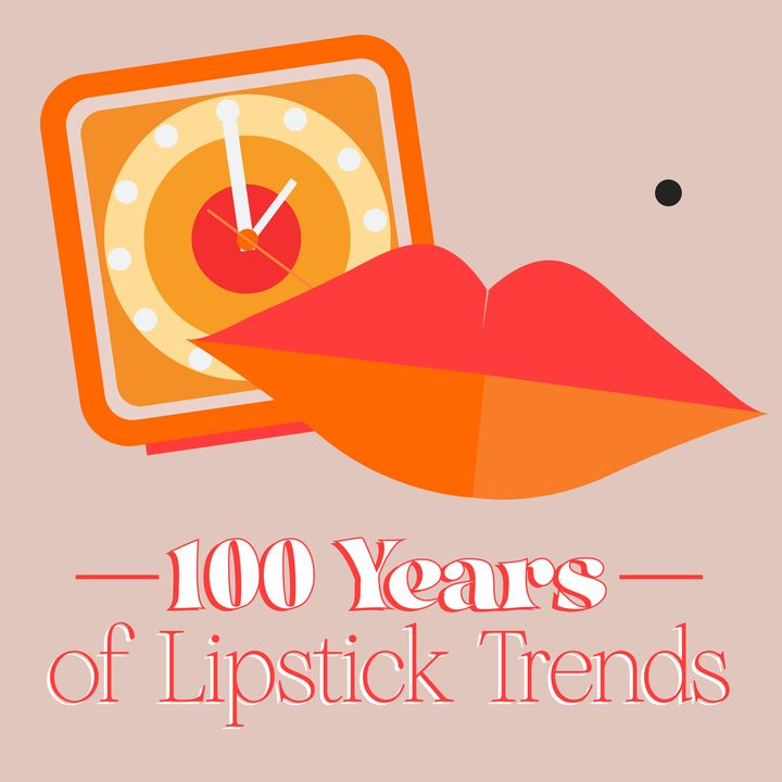 Makeup History: Lipstick Through the Decades