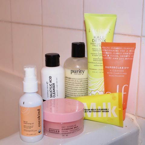 MY CLEANSER COLLECTION : CRUELTY-FREE