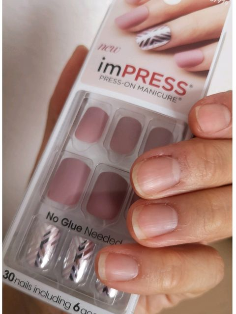 Press-on Nails! Are they worth it?