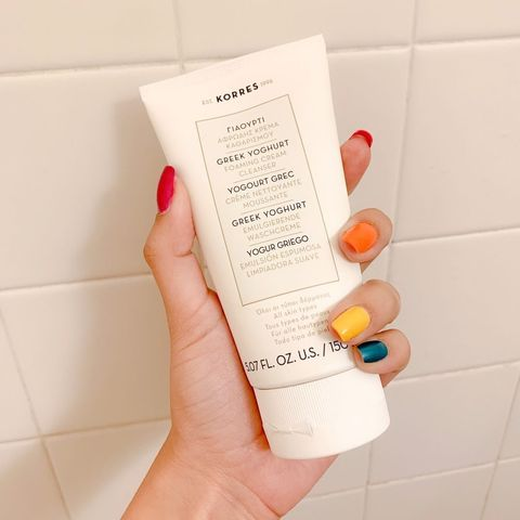 One of my fav cleansers to splurge on!