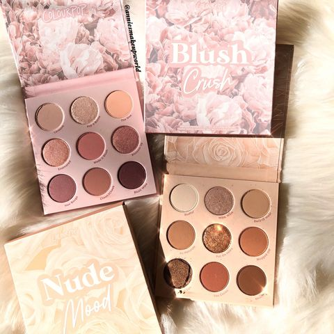 Love these new palettes from C
