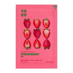 Pure Essence Sheet Mask Strawberry