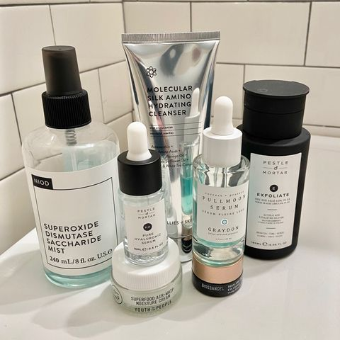 Current PM Routine: Normal Skin