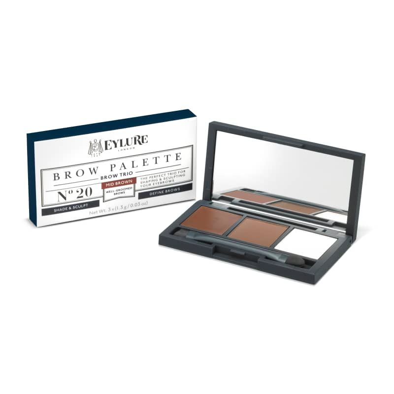 Defining & Shading Brow Palette