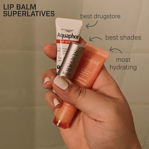 Lip Balm Superlatives