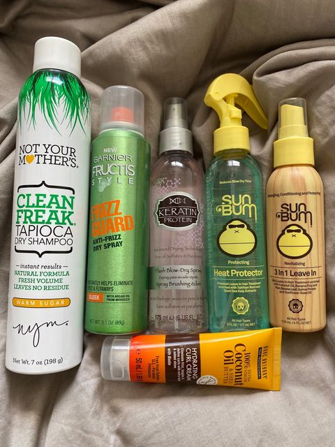 Drugstore Styling Faves - No Bank Breaking Here!