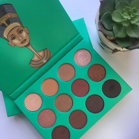 Love this palette it's so pigmented!! 🙌🏻