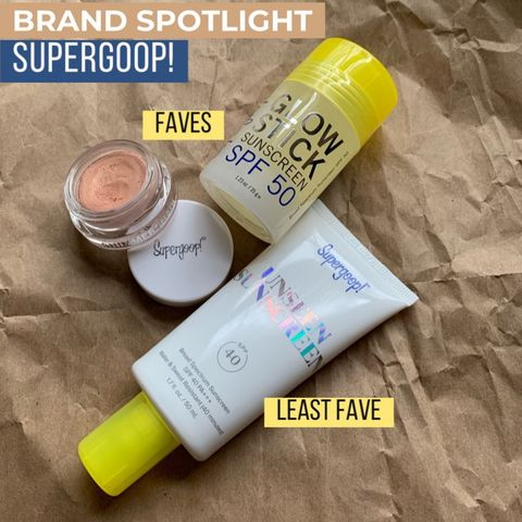 Brand Spotlight: Supergoop!