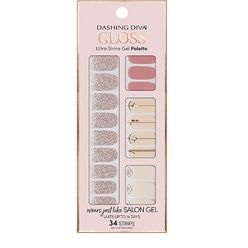 DASHING DIVA Gloss Ultra Shine Gel Strips