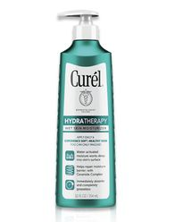 Hydra Therapy Curel Wet Skin Moisturizer for Dry and Extra-Dry Skin