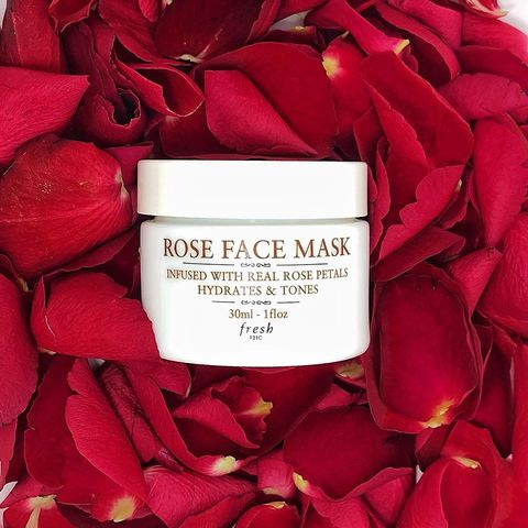 fresh - Rose Face Mask  5/5  C