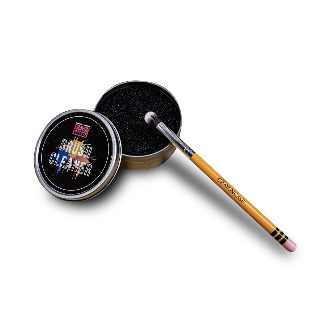 The Crayon Case Brush Cleaner