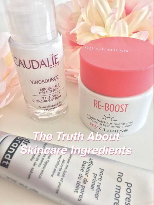 The Truth About Antioxidants, Hyaluronic acid, and Salicylic Acid | Cherie