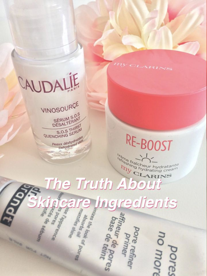 The Truth About Antioxidants, Hyaluronic acid, and Salicylic Acid