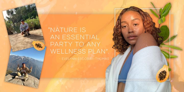 Evelynn Escobar-Thomas on The Connection of Nature and Wellness