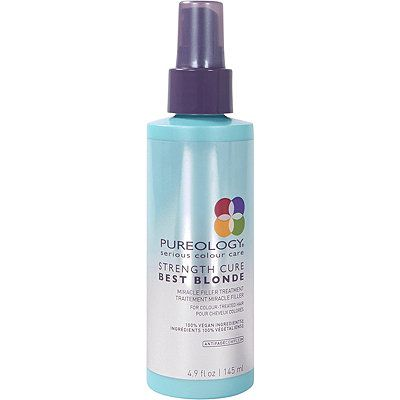 Strength Cure Best Blonde Miracle Filler Treatment, PUREOLOGY , cherie