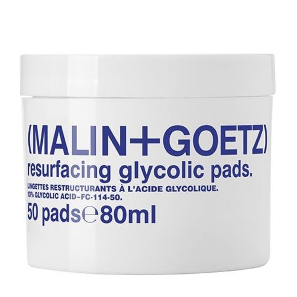 Resurfacing Glycolic Pads, (MALIN+GOETZ), cherie