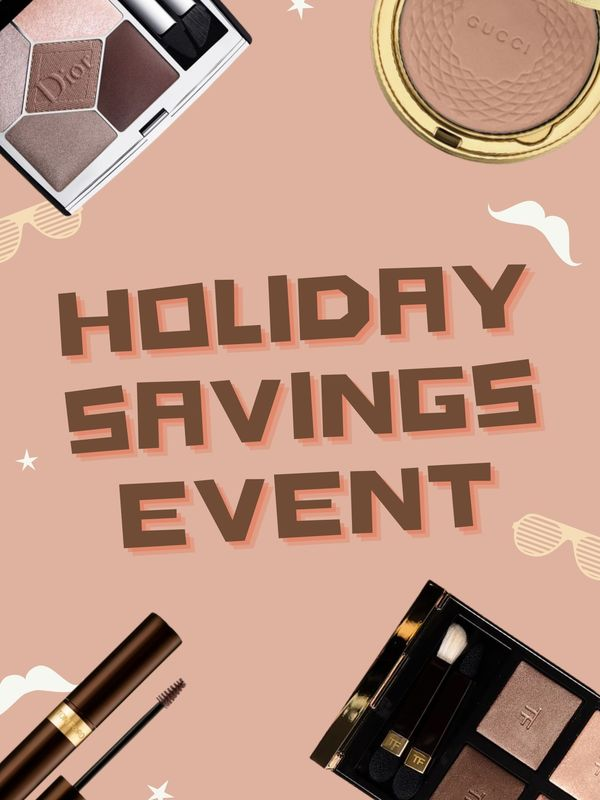 Recommendation List for Holiday Savings Event! | Cherie
