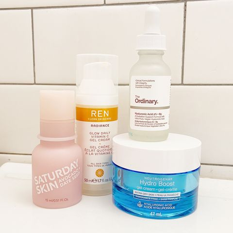Basic Morning Routine for Normal Skin