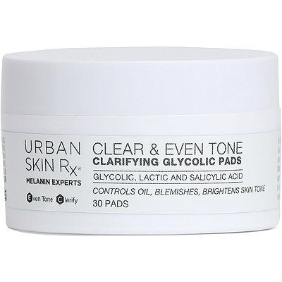 Cart Offer: Clear & Even Tone Clarifying Glycolic Pads