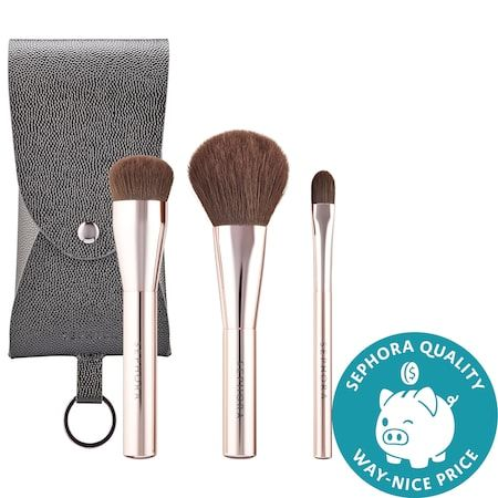 Touch Up Face Brush Set