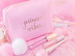 Princess Vibes Makeup Bag💕 Princess Vibes