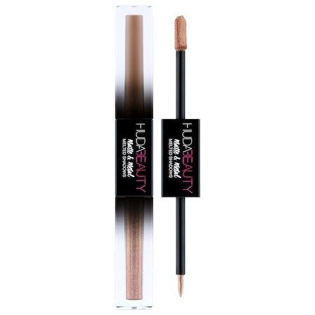 Matte & Metal Melted Double Ended Liquid Eyeshadows