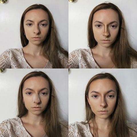 HOW I CONTOUR & HIGHLIGHT MY NOSE