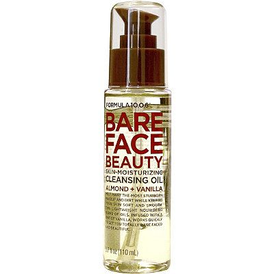 Bare Face Beauty Skin-Hydrating Cleansing Oil