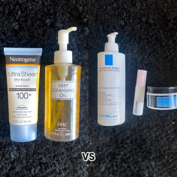 Pre-Workout VS Post-Workout Skincare Routine 💪   Cherie