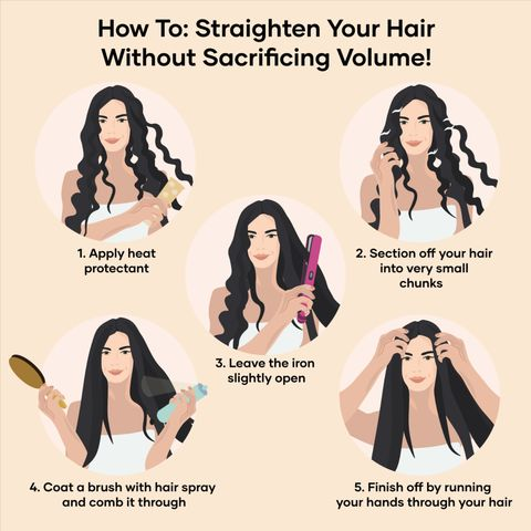 Here's How to Get Voluminous Bouncy Hair 😍😍😍
