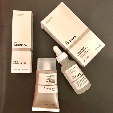The Ordinary, perfect Mix & Match for Brightening and Hyperpigmentation