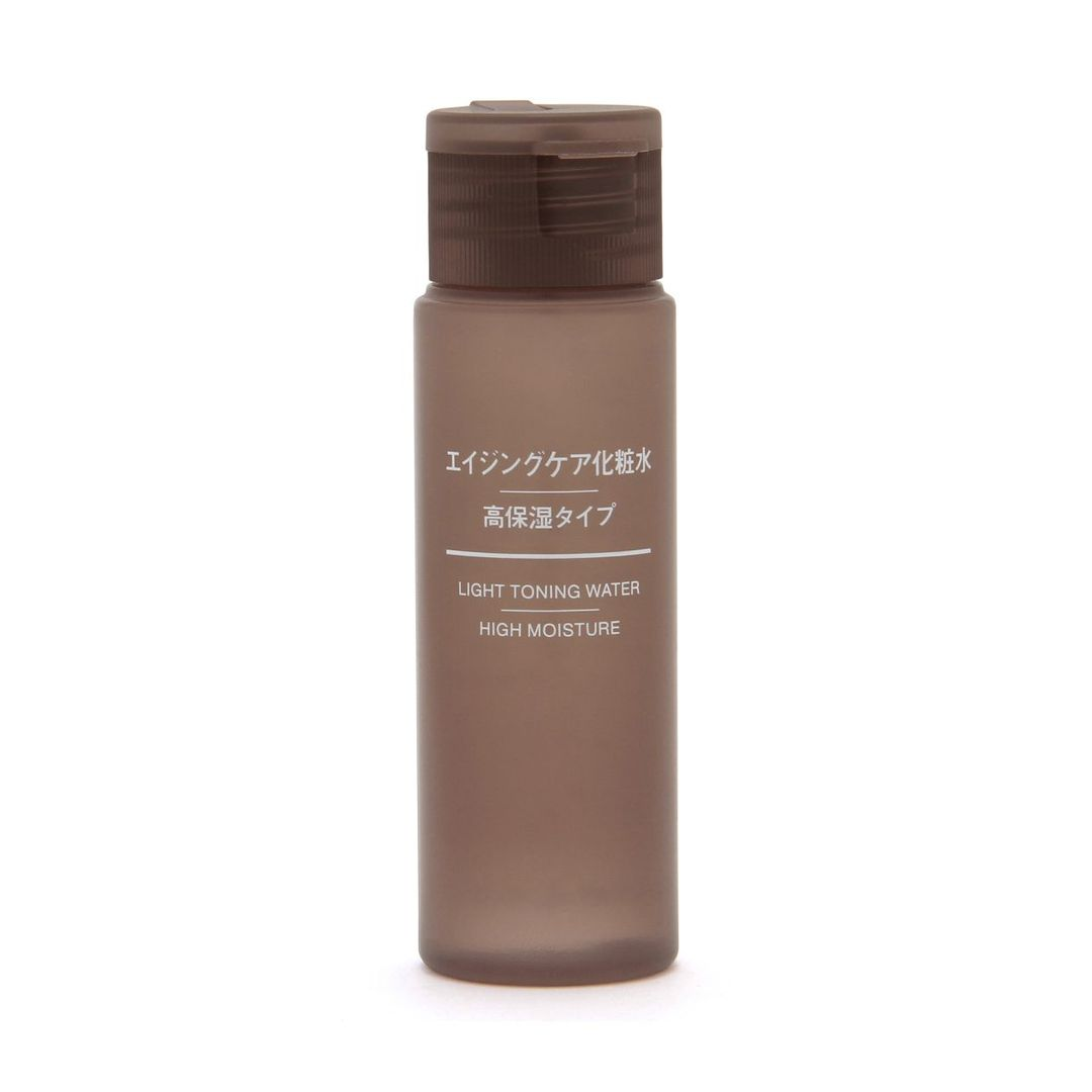 Anti-aging Light Toning Water High Moisture
