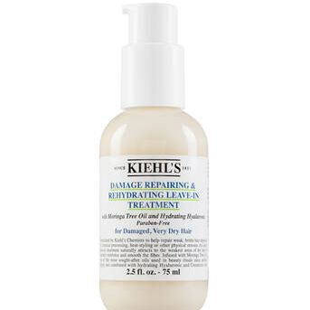 Damage Repairing & Rehydrating Leave-In Treatment, Kiehl's, cherie