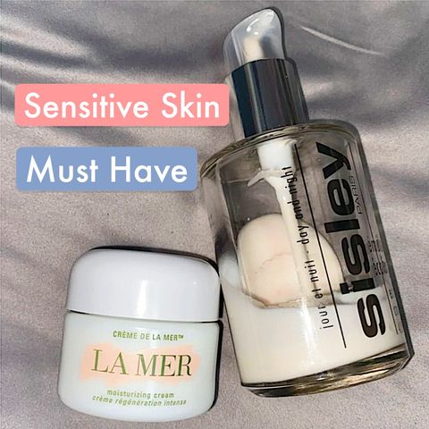 Sensitive dry skin must have these two