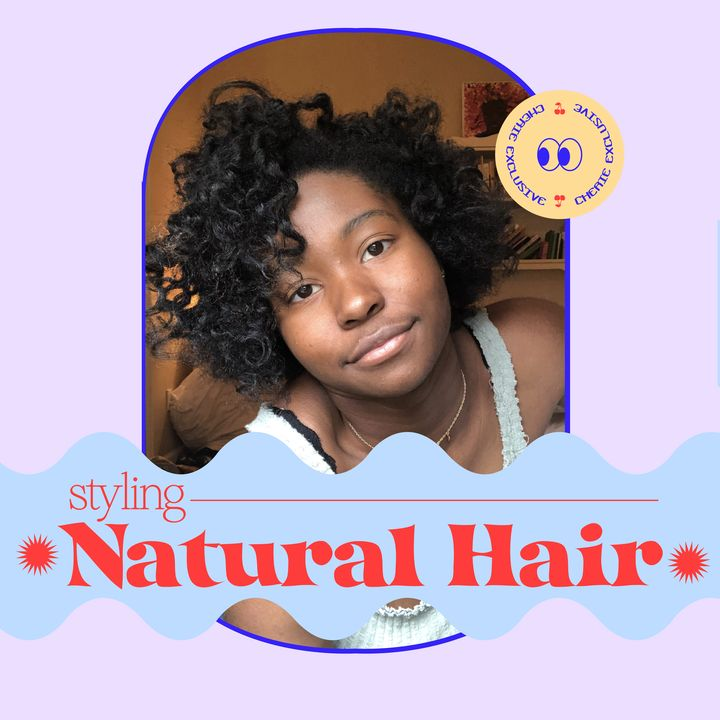 My Secret to Styling Natural Hair for Lasting Definition
