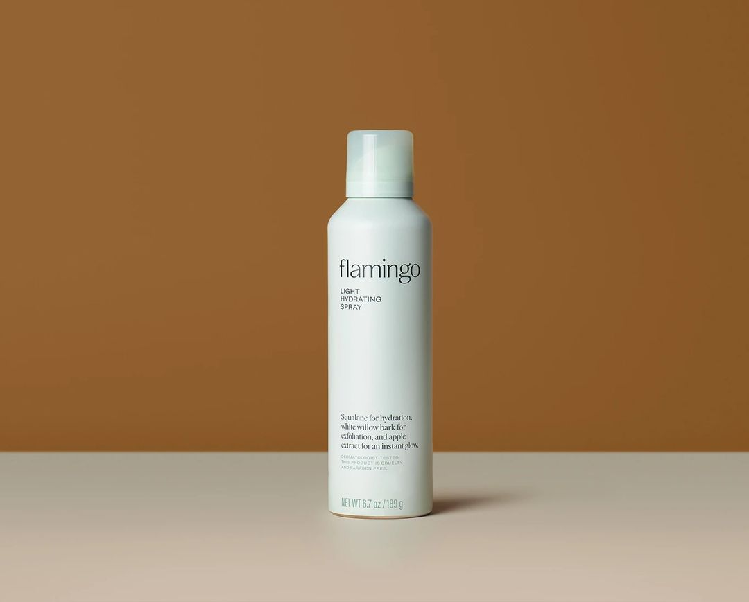 Light Hydrating Spray