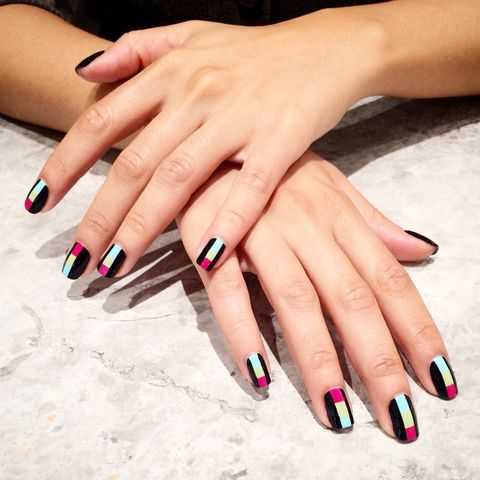 Nail designs inspired by alicia nails