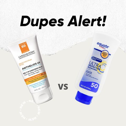 Derm approved: Sunscreen dupes