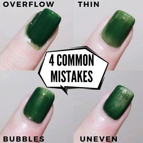 💅🏻 Gel manicures: do's and don'ts! For beginners!