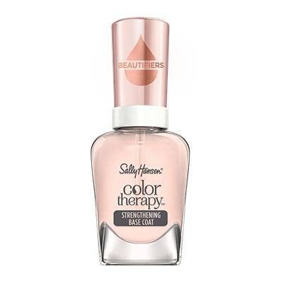 Color Therapy Beautifier Nail Treatment 555 Strengthening Base Coat