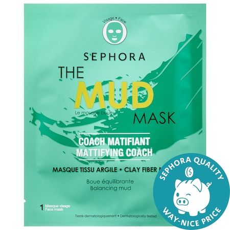 SUPERMASK The Mud Mask, SEPHORA COLLECTION, cherie