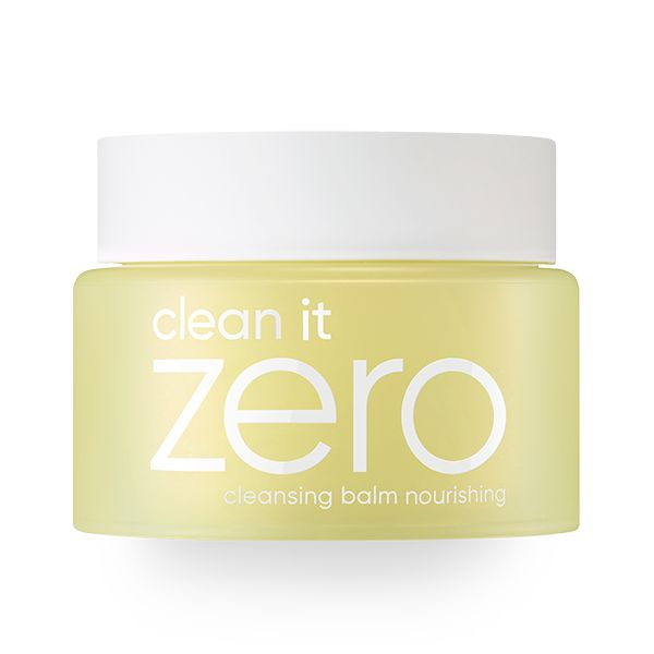 Clean It Zero Cleansing Balm Nourishing
