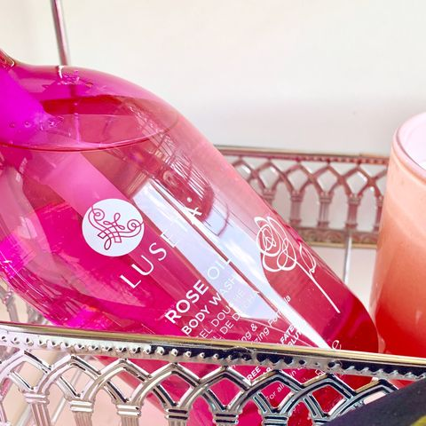 My Fave Body Wash- Rose Oil 🌹