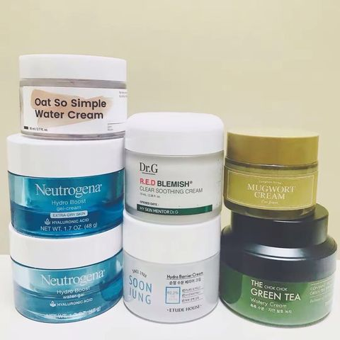 Part 1: my quest for the perfect gel moisturizer