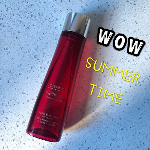 Finally I found the BEST lotion for summer day and night...