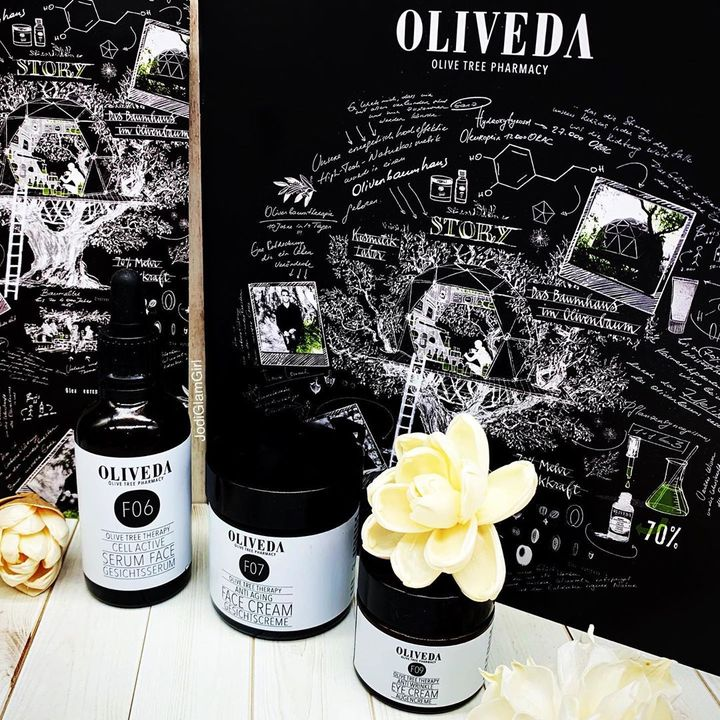 Oliveda Product Review  F09 Anti-Wrinkle Eye Cream... | Cherie